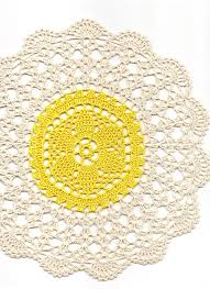 crochet lace doily small crocheted doilies housewarming gift st