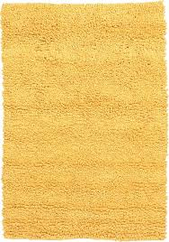 Solid Area Rugs Yellow 4 U0027 X 5 U0027 8 Solid Shag Rug Area Rugs Esalerugs