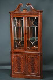 Wood Furniture Designs Home Decorating Using Astounding Corner Hutch For Cozy Home Furniture