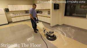 floor cleaning stripping and waxing naperville il