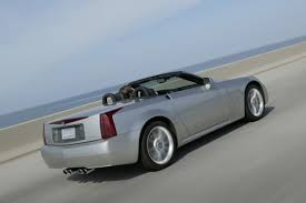 2009 cadillac xlr information and photos zombiedrive