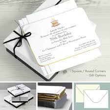personalised invitations honeytree personalised stationery
