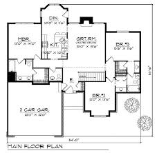 ranch house plans with 2 master suites 36 best ranch style homes images on ranch style house