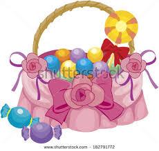 Candy Basket Candy Basket Stock Images Royalty Free Images U0026 Vectors