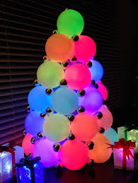 Christmas Lighted Balls Outdoor by Usin U0027 Led Color Change Deco Balls As Christmas Lights This Year
