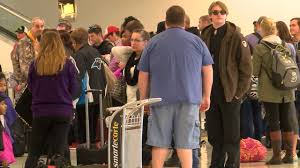 busy travel day after thanksgiving story wjzy