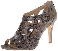 amazon com calvin klein women u0027s kiani dress sandal heeled sandals