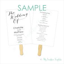 Wedding Program Dimensions 100 Sample Of Wedding Programs 100 Template For Wedding