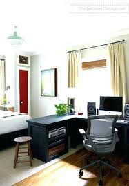 small office ideas small office guest room design ideas small home office guest room