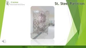Toilet Partitions Stainless Steel Stainless Steel Partition Youtube