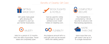 travel gift cards in cleartrip gift card gift cards