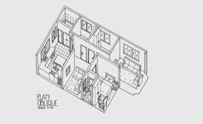 Drawing House Plans Plan Oblique And Isometric Technical Drawings U2013 Jadineinteriordesign