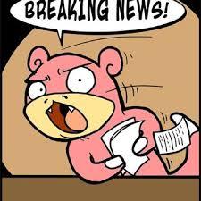 Breaking News Meme - image breaking news slowpoke jpg cardfight vanguard wiki