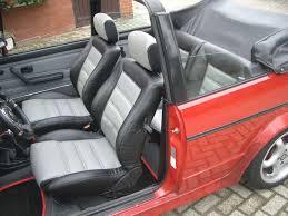 siege golf 1 housses de siège sur mesure pour volkswagen golf seat styler fr