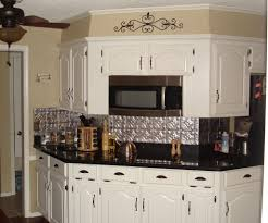 tin tile back splash copper backsplashes for kitchens decor tips kitchen hardware and white kitchen cabinet with copper