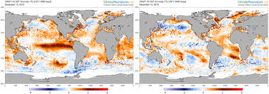 World Temperature Map The University Of Maine Maine Climate News Year In Review 2016
