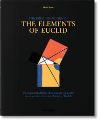 oliver byrne the first six books of the elements of euclid
