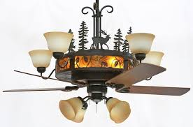 Ideas Chandelier Ceiling Fans Design Ceiling Amazing Rustic Fan Design Ideas Enchanting Lantern Lowes