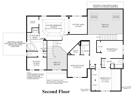 Centralized Floor Plan by Beekman Chase The Hampton Home Design