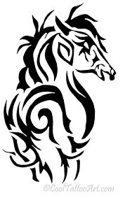horse tattoos art designs cooltattooarts