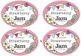 the great summer jam jar labels designs aa labels
