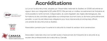 bureau sécurité privée dalfa sécurité opening hours 33 rue de l infanterie blainville qc