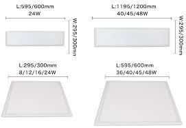 flat square ceiling lights 24w 40w 36w slim ceiling light flat square 600x600 led panel light