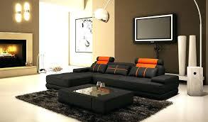 Orange Sofa Living Room Ideas Orange Sofa Set Proportionfit Info