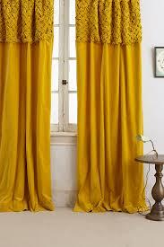 Gold Velvet Curtains Braided Velvet Curtain Anthropologie Eu Home Ideas Pinterest