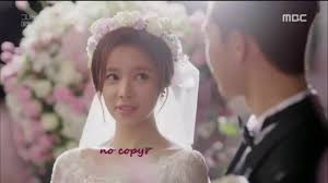 wedding dress korean sub indo she was pretty 그녀는 예뻤다 clip korean drama thief of hearts