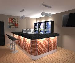 meuble cuisine arrondi meuble cuisine arrondi 9 comptoir bar roytk