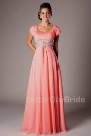 wedding and prom dresses modest prom dresses lds coral naf dresses