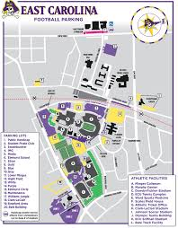 Uncw Map Ecu Pirates Official Athletic Site