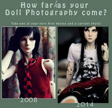 Photography Meme - doll meme how far has your photography come by applejazz on