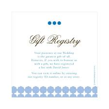 registry for bridal shower wording for gifts on wedding invitations paperinvite