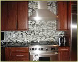 Stainless Steel Tile Backsplash Home Depot Roselawnlutheran - Home depot kitchen backsplash