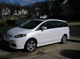 mazda5 2007 mazda mazda5 information and photos zombiedrive