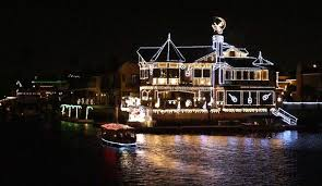 huntington harbor cruise of lights boats and homes to light up harbor tribunedigital
