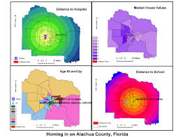 Alachua Florida Map by Gis Blog Alachua County Fl