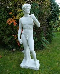 michelangelo david statue large garden sculpture buy now