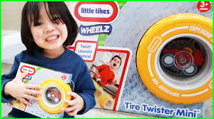 little tikes tire twister lights little tikes tire twister indy car mini surprise fun toys for kids