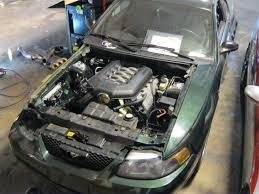 all wheel drive mustang conversion s r performance puts a 2011 5 0 into a 2001 bullitt stangtv