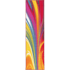 Colorful Area Rugs Non Slip Backing Area Rugs Rugs The Home Depot