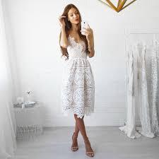 chic dress dress white born to be chic