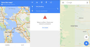 Google Maps Driving Directions Usa by How To Save Google Maps For Offline Use Android Central
