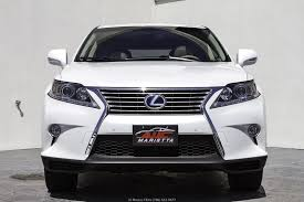 lexus 2014 white 2014 lexus rx 450h stock 413445 for sale near marietta ga ga