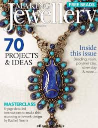 making jewellery july 2017 free pdf magazine download