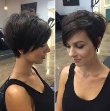 60 cute and easy to style short layered hairstyles long pixie
