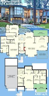 architectural designs modern house plan 23556jd perfect for your