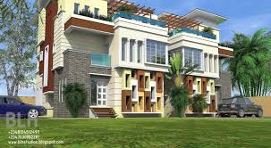 architectural designs by blacklakehouse 5 bedroom twin terrace duplex